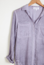 Bella Dahl Shirt in Purple Ash