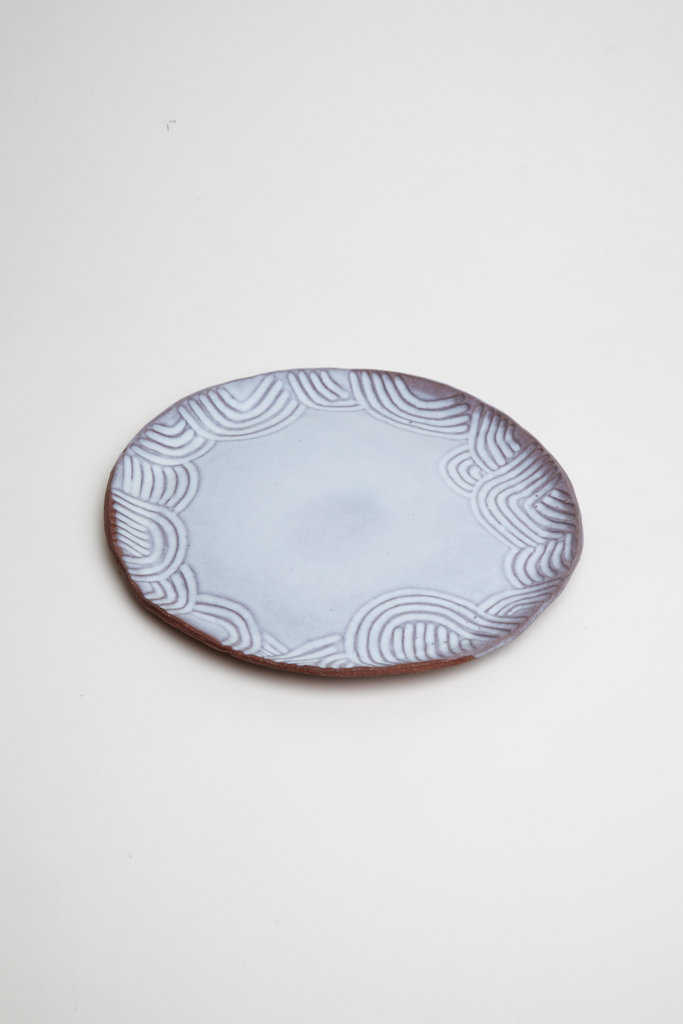 Alice Cheng Studio Large Carved Platters