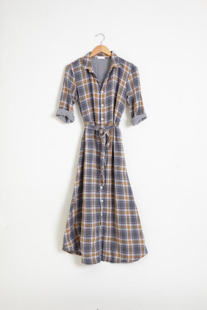 Michelle Plaid Dress
