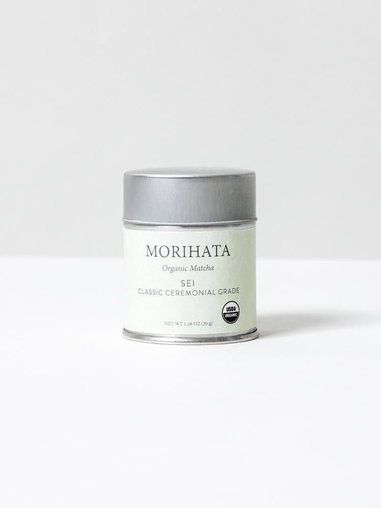 Morihata Organic Matcha - Sei Classic Powdered Tea