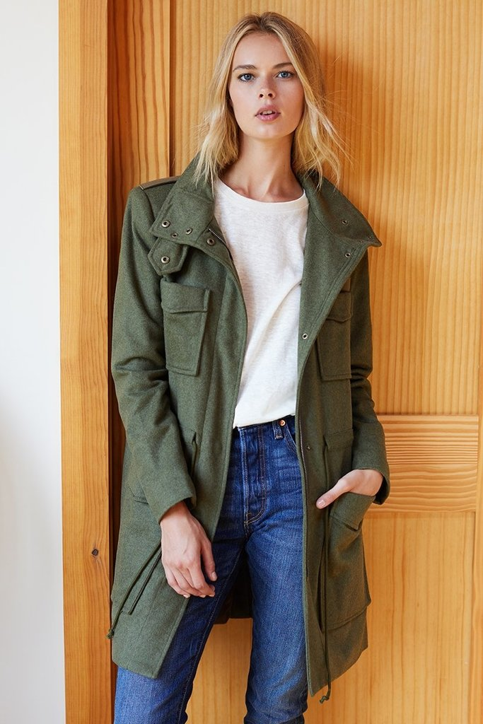Emerson Fry Army Coat