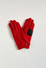 Echo Classic Touch Gloves in Red