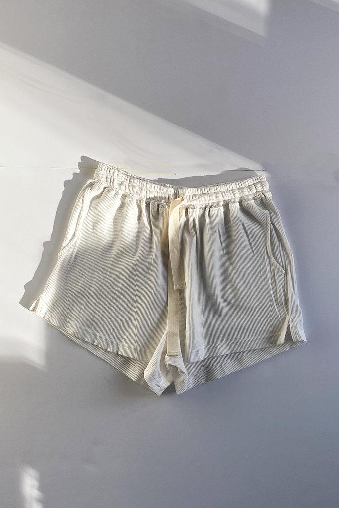 Cloth & Co. Waffle Shorts