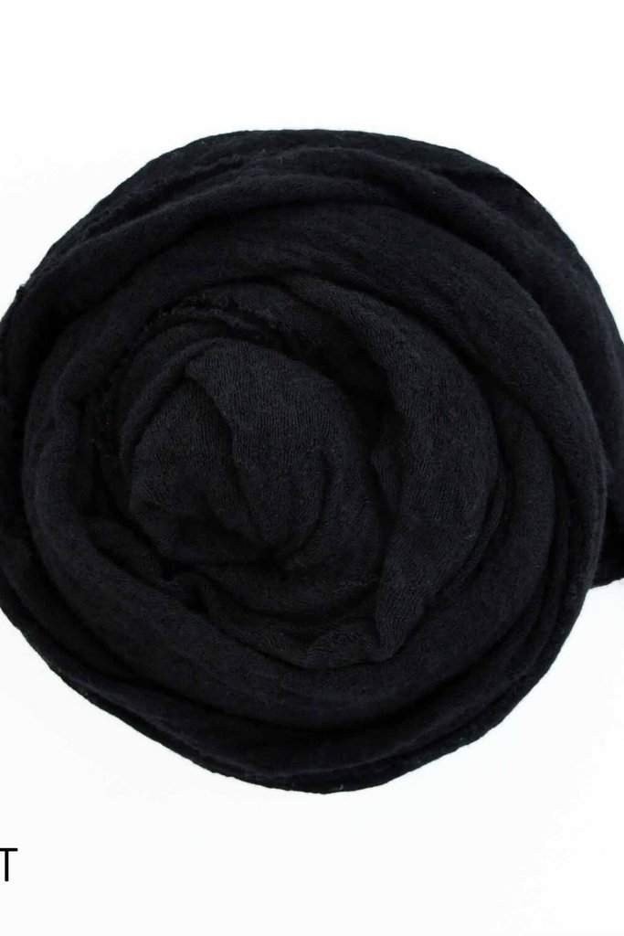 Scarfshop Organic Cashmere Scarf Soot