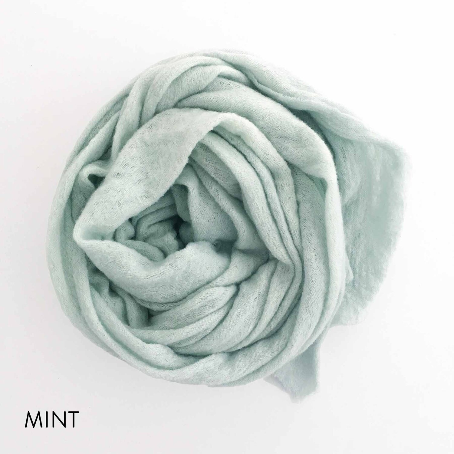 Scarfshop Hand Dyed Wool Cloud Scarf