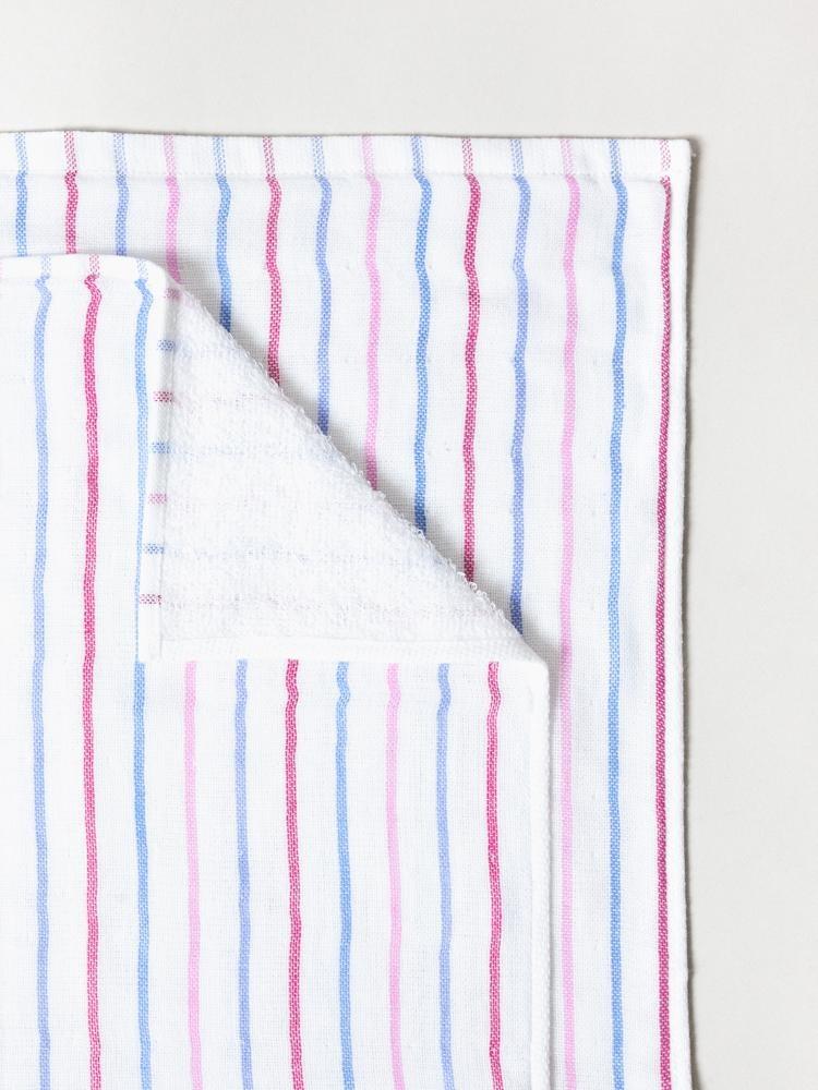Morihata Rainbow Stripe Hand Towel