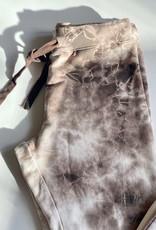 Stateside Viscose Fleece Marble Dye Drawstring Sweatpant