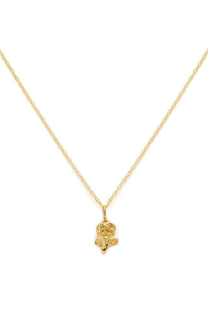 Leah Alexandra Rose  Necklace