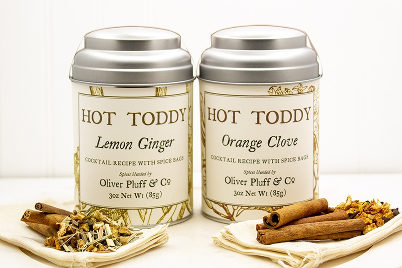 Oliver Pluff Hot Toddy Kits