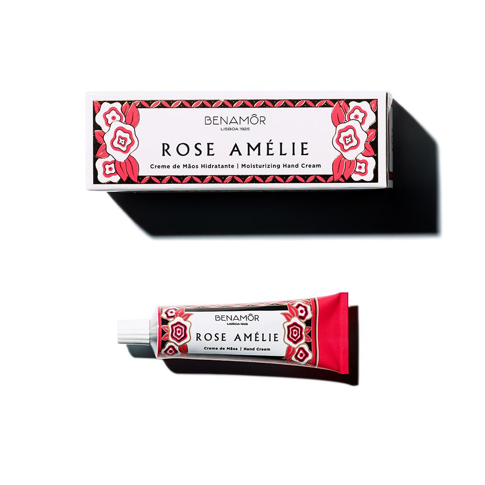 Benamor 1 oz Rose Amelie Moisturizing Hand Cream
