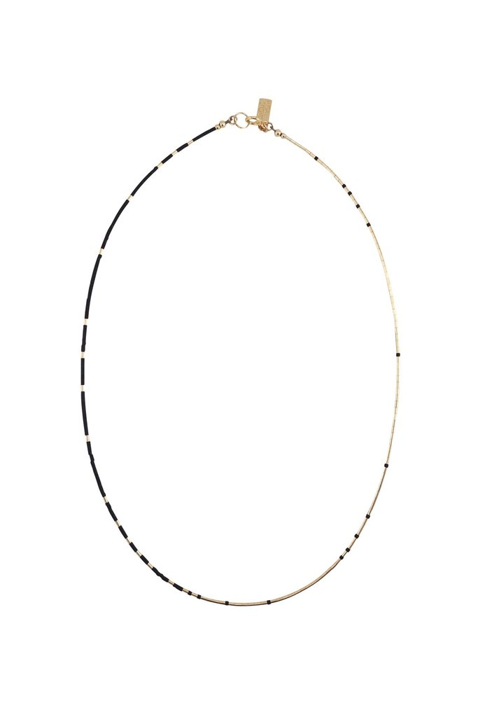Abacus Row Arche Necklace Ume