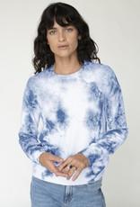 Stateside Fleece Pullover Tie Dye - Size M