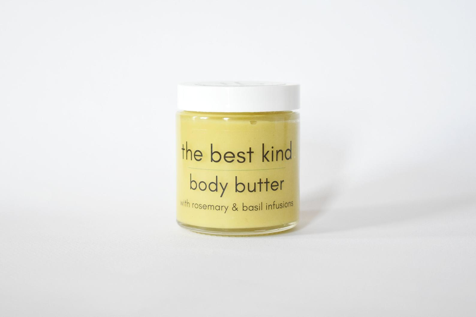 The Best Kind Body Butter 1 Oz.