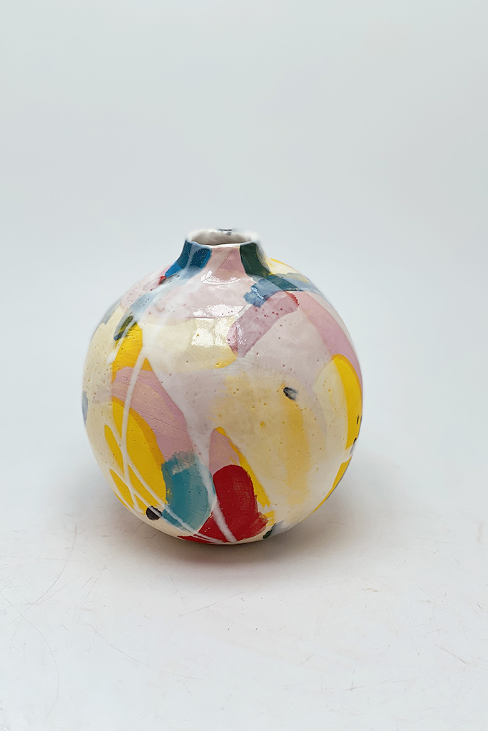 Alice Cheng Studio Dream Round Vase