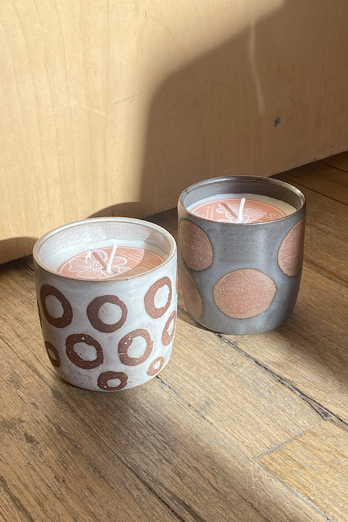 Alice Cheng Studio A. Cheng x Goldies Ceramic Candles