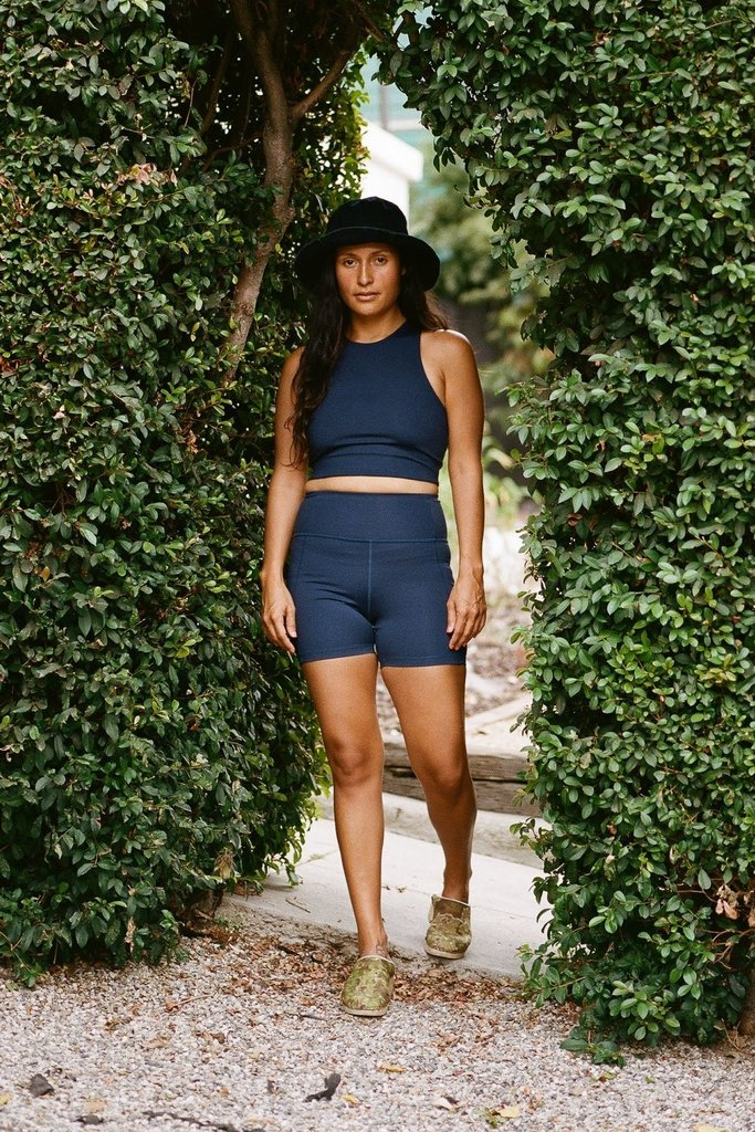 Girlfriend Collective Girlfriend Collective Running Shorts - size XS