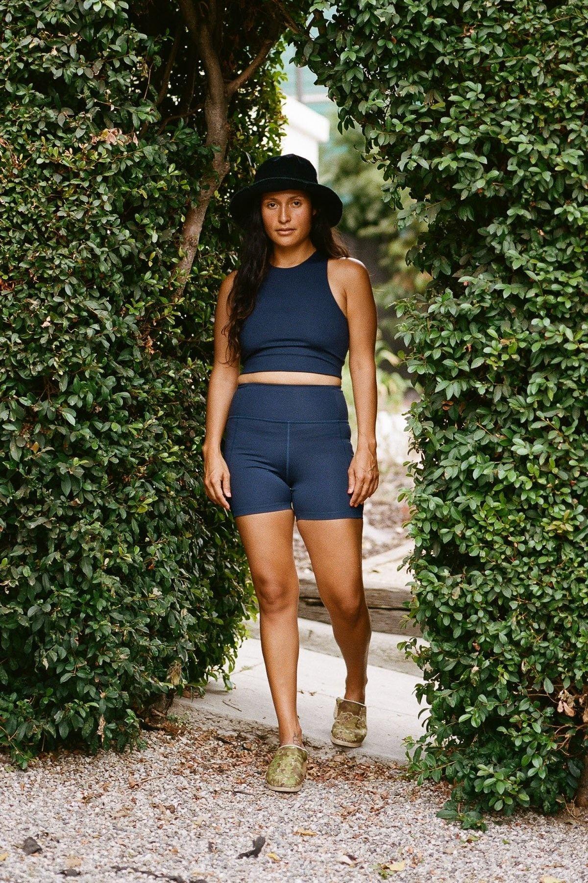 Girlfriend Collective Girlfriend Collective High Rise Run Shorts