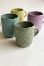 Alice Cheng Studio Solid Speckle Mugs