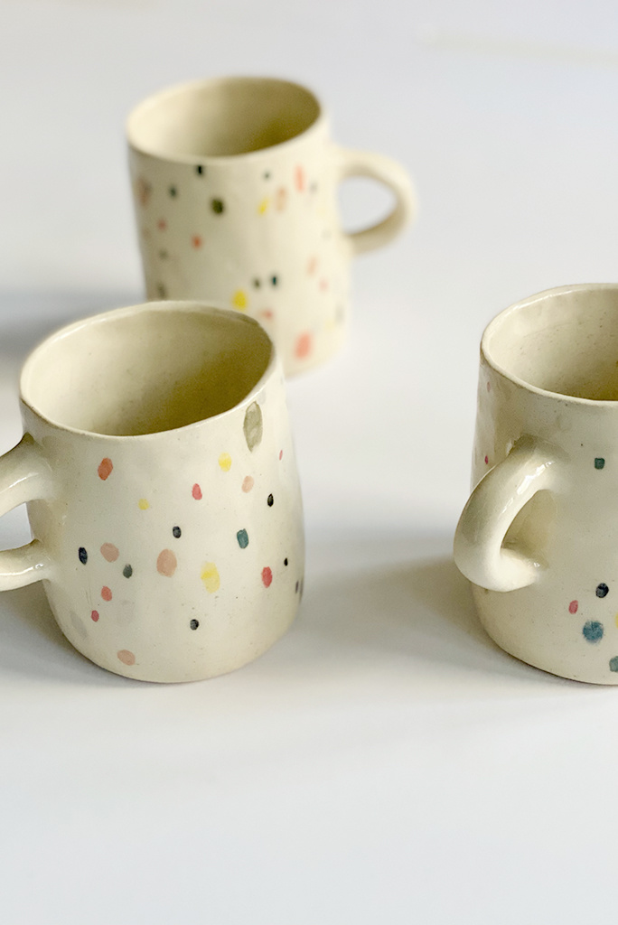 Alice Cheng Studio Confetti Mug