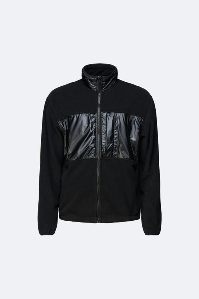 Rains Zip Up Fleece Jacket