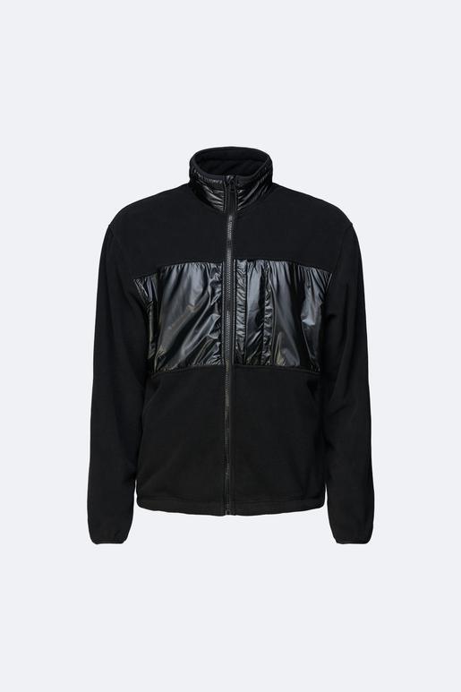 Rains Zip Up Fleece Jacket