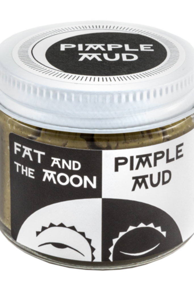 fat & the moon Pimple Mud 2 oz.