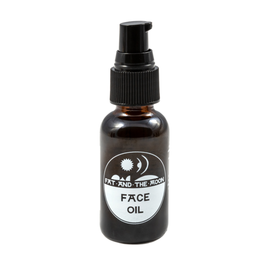 fat & the moon Face Oil