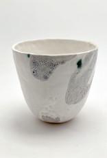 Alice Cheng Studio White Cone Planters