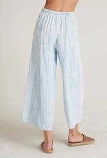 Bella Dahl Bella Dahl Flowy Wide Leg Pants Havana Blue