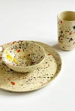 Alice Cheng Studio Splatter Dinner Set For 2