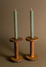 "Greentree 10"" Rope Candles - Multiple Colors"