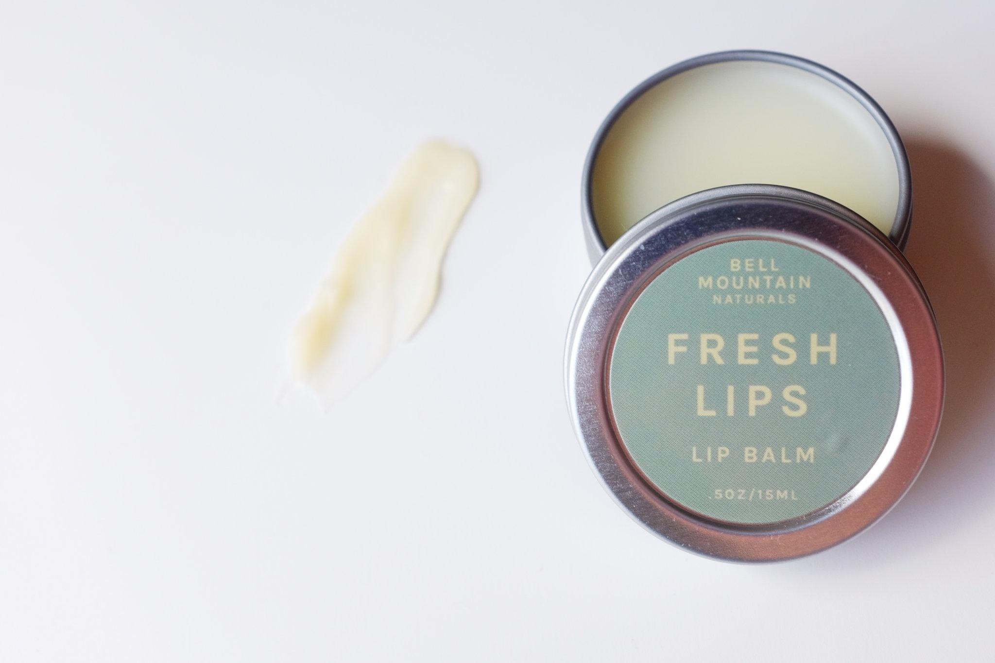 Bell Mountain Naturals Fresh Lips Lip Balm