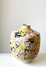 Alice Cheng Studio Large Splatter Vase