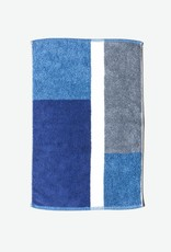 Morihata Piet Bath Mat Blue