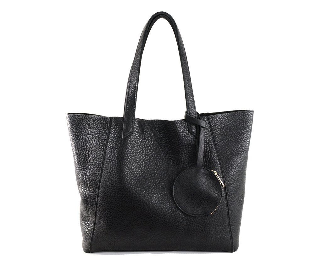 Shana Luther June Tote Black Leather