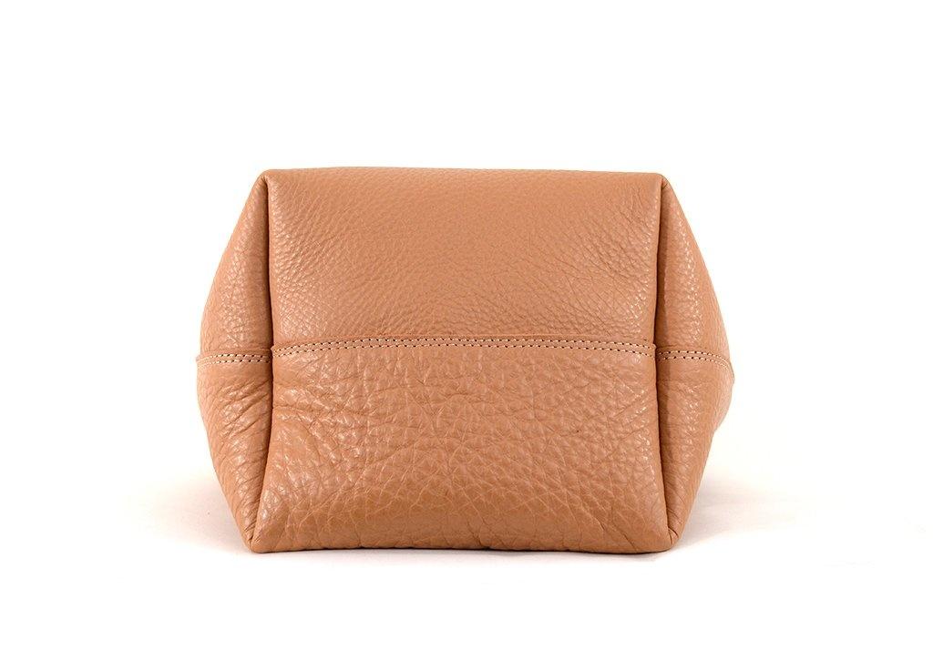Shana Luther Charlie Leather Bucket Bag