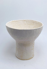 Alice Cheng Studio Tall Footed Pedestal Bowl