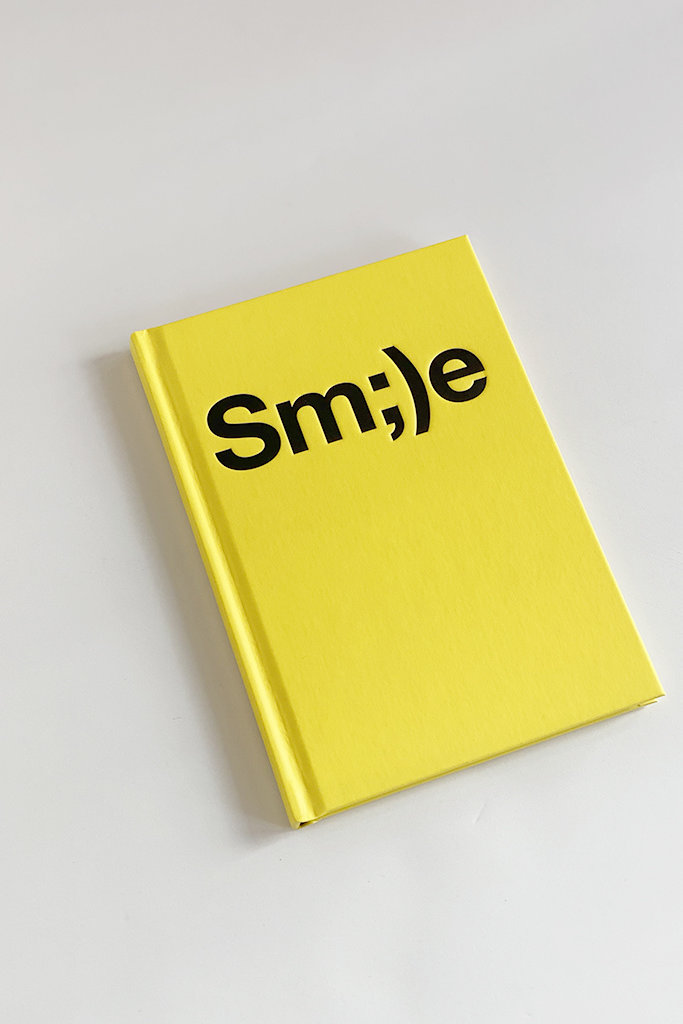 A. Cheng Smile The Book