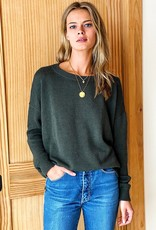 Emerson Fry Carolyn Sweater Organic Cotton - Multiple Colors