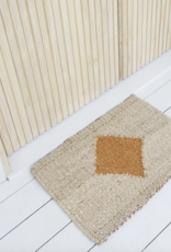 Langdon Ltd Diamond Doormat Gold