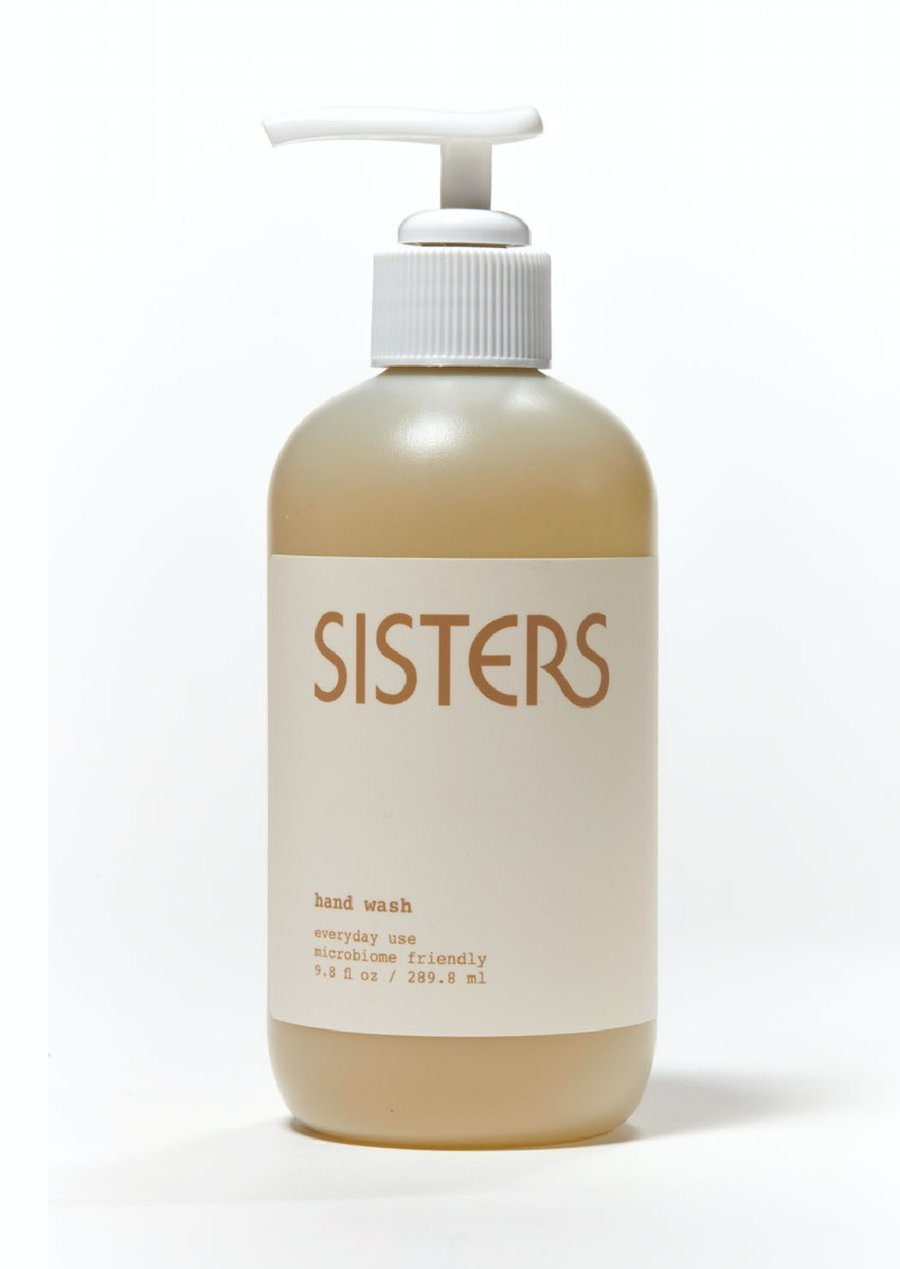 Sisters Body Sisters Naturally Fragranced Hand Wash