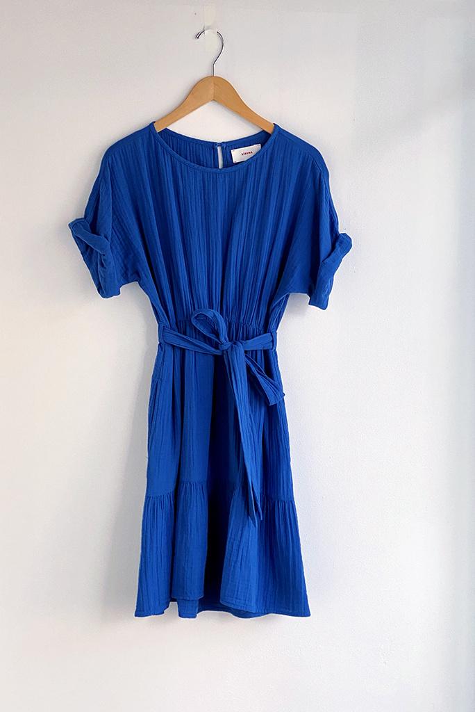 Xirena Aiden Cotton Gauze Dress
