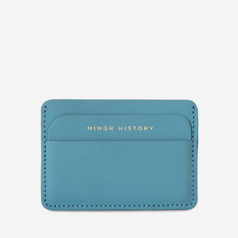 Minor History The Metro Slim Credit Card Wallet - Multiple Colors