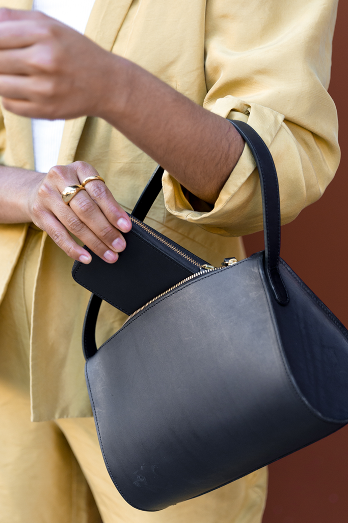 Minor History The Hug Leather Shoulder Bag - Multiple Colors