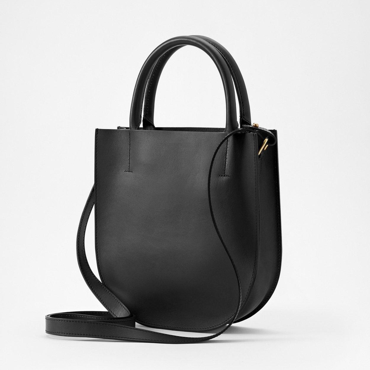Minor History The Arc Convertible Crossbody Bag Black