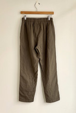 It Is Well L.A. Everyday Gauze Pants Olive
