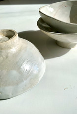 Alice Cheng Studio Small Footed Bowls White