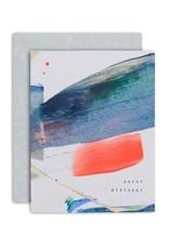 Moglea Birthday Swirl Card