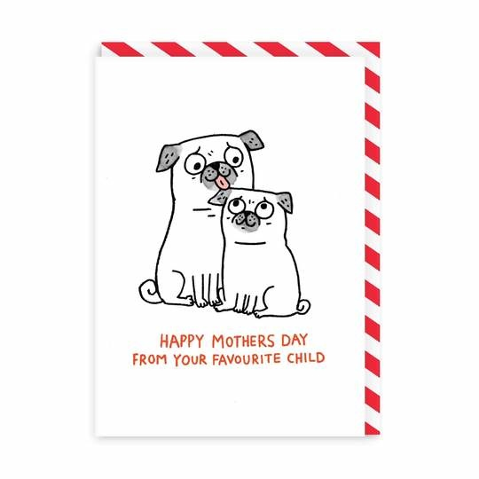 Favorite Child Card