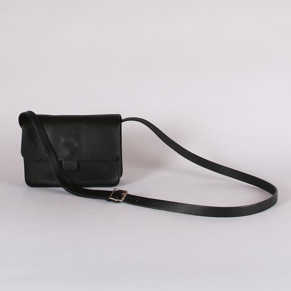 Kate Sheridan Ltd Tab Bag in Black